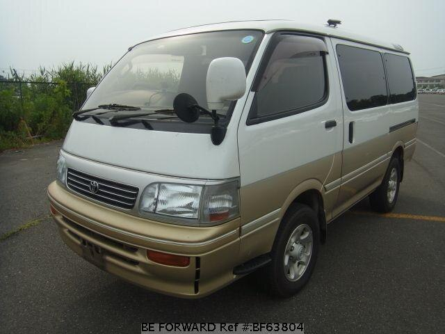 Used 1995 TOYOTA HIACE WAGON BF63804 for Sale