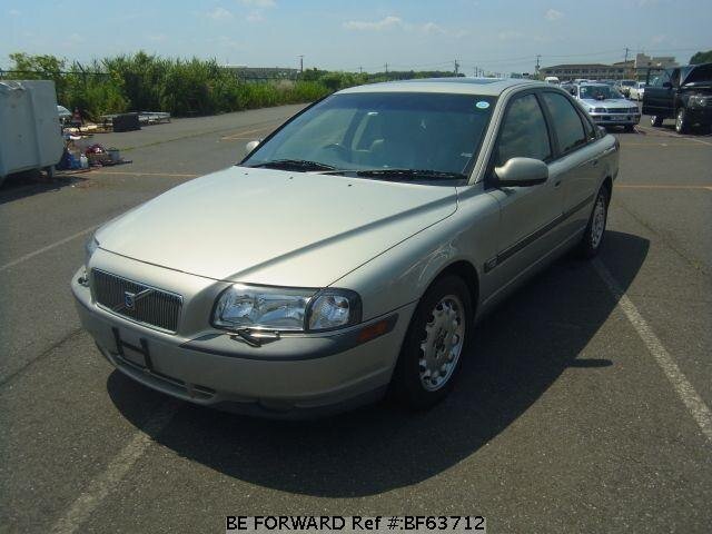 Used 1999 VOLVO S80 BF63712 for Sale