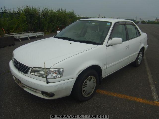 Used 1998 TOYOTA COROLLA SEDAN BF63811 for Sale