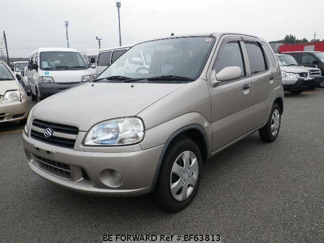 Used 2003 SUZUKI SWIFT BF63813 for Sale