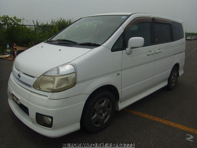 Used 1999 NISSAN SERENA BF63771 for Sale