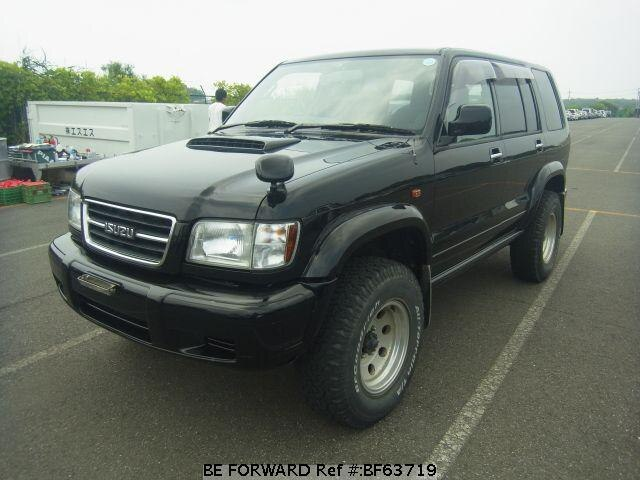 Used 1998 ISUZU BIGHORN BF63719 for Sale