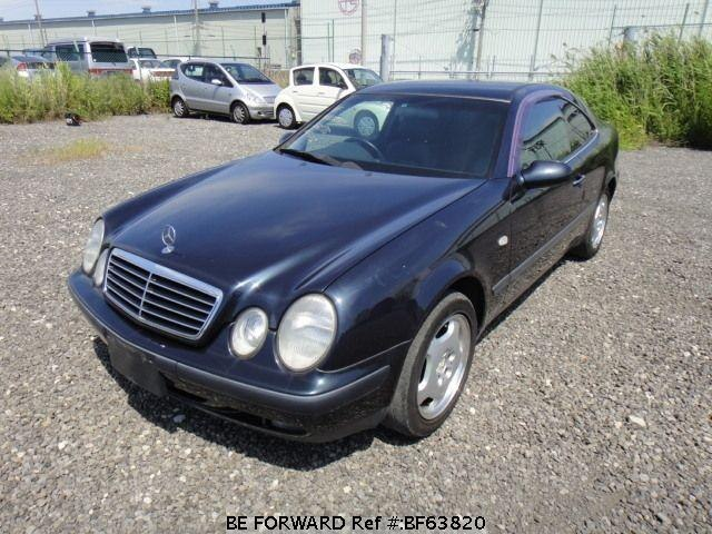 Used 1999 MERCEDES-BENZ CLK-CLASS BF63820 for Sale