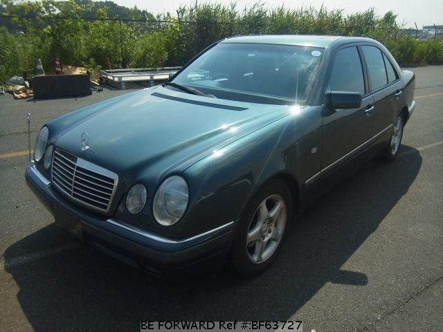 Used 1998 MERCEDES-BENZ E-CLASS BF63727 for Sale