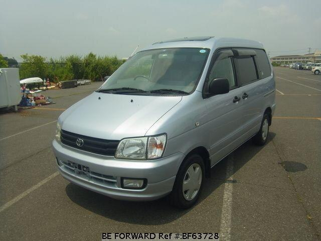 Used 1997 TOYOTA TOWNACE NOAH BF63728 for Sale
