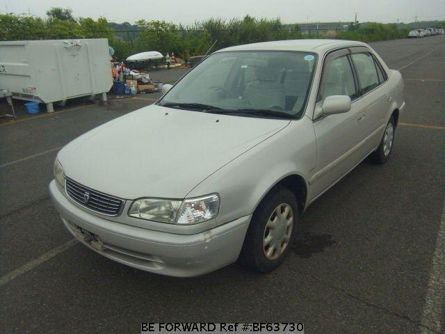 Used 1998 TOYOTA COROLLA SEDAN BF63730 for Sale