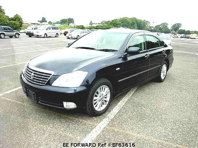 Used 2005 TOYOTA CROWN BF63616 for Sale