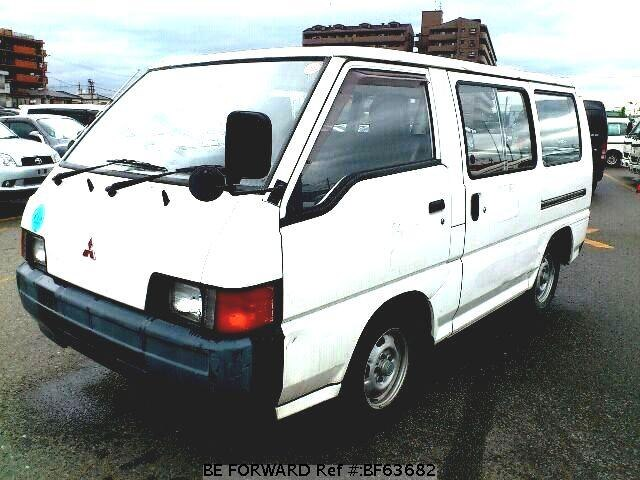 Used 1996 MITSUBISHI DELICA VAN BF63682 for Sale