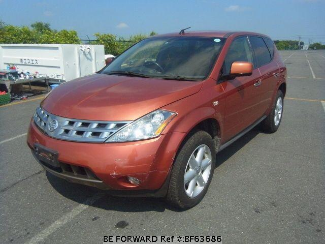 Used 2005 NISSAN MURANO BF63686 for Sale