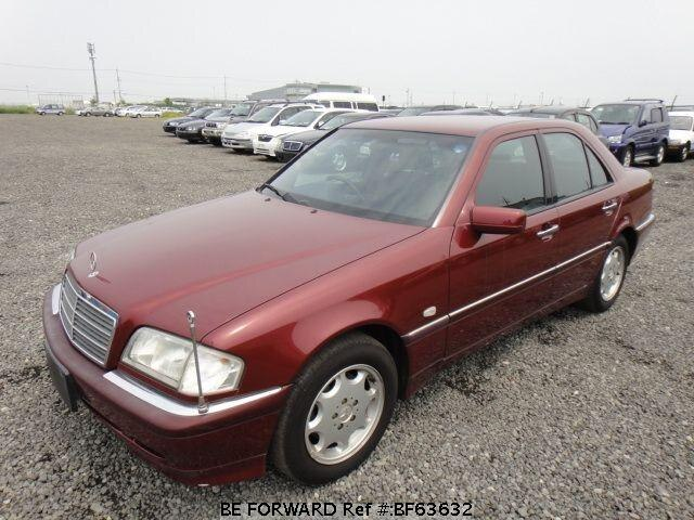 Used 1999 MERCEDES-BENZ C-CLASS BF63632 for Sale