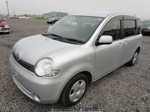 Used 2004 TOYOTA SIENTA BF63625 for Sale