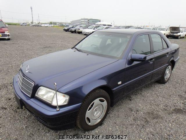 Used 1999 MERCEDES-BENZ C-CLASS BF63627 for Sale