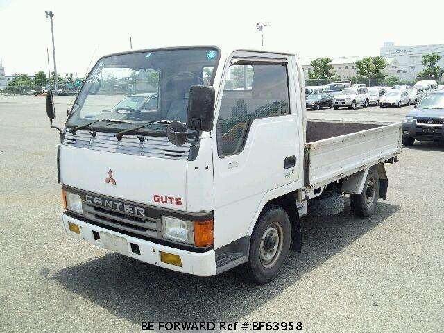 Used 1992 MITSUBISHI CANTER GUTS BF63958 for Sale