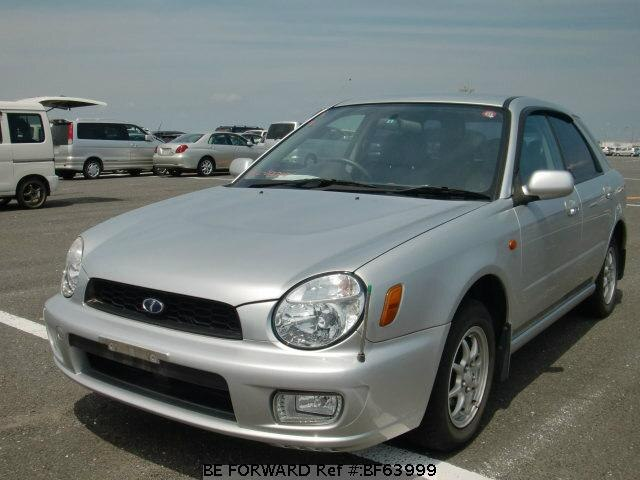 Used 2001 SUBARU IMPREZA SPORTSWAGON BF63999 for Sale