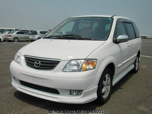 Used 2001 MAZDA MPV BF64001 for Sale
