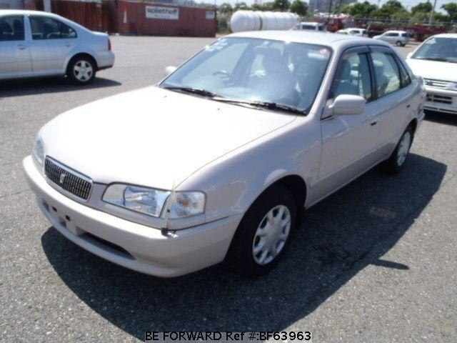 Used 2000 TOYOTA SPRINTER SEDAN BF63963 for Sale