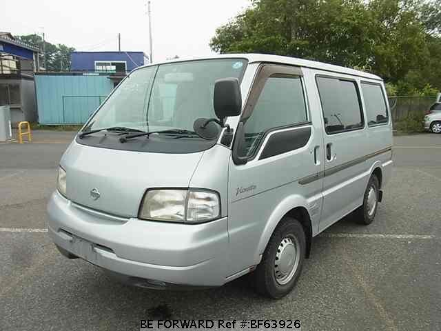 Used 2002 NISSAN VANETTE VAN BF63926 for Sale