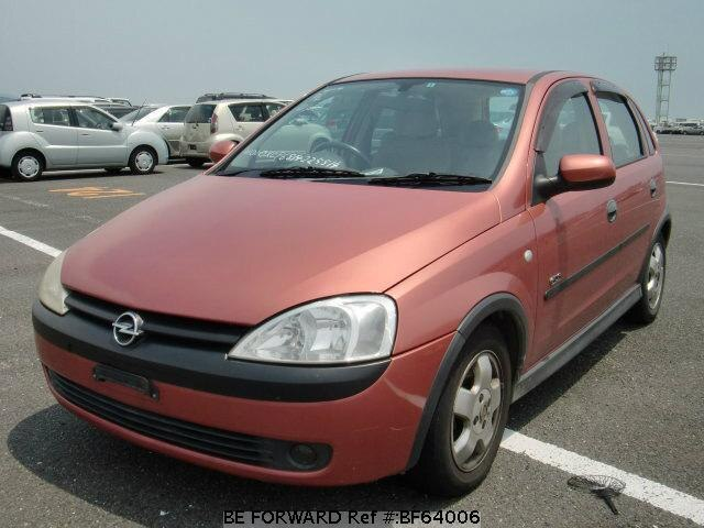 Used 2001 OPEL VITA BF64006 for Sale