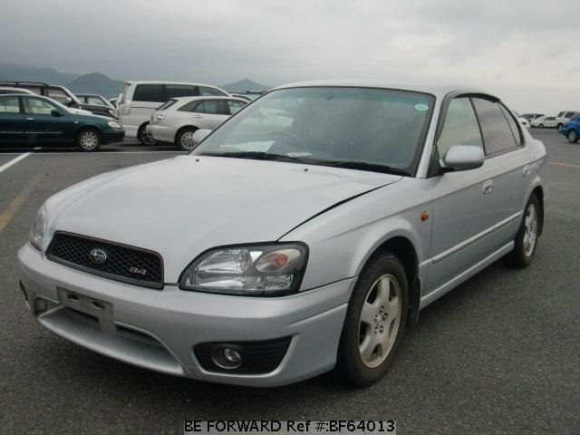 Used 2003 SUBARU LEGACY B4 BF64013 for Sale