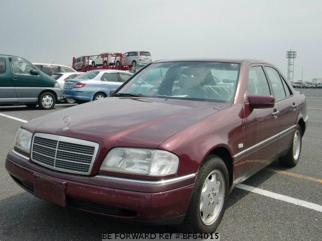 Used 1996 MERCEDES-BENZ C-CLASS BF64015 for Sale