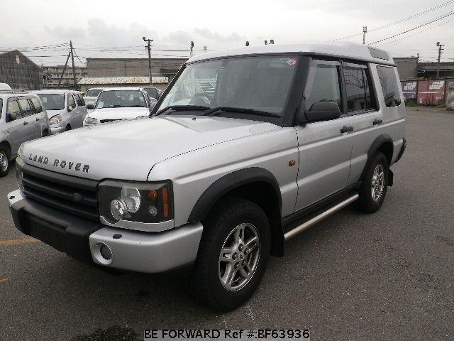 Used 2003 LAND ROVER DISCOVERY BF63936 for Sale