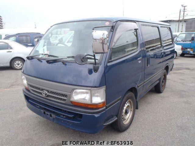 Used 1999 TOYOTA HIACE VAN BF63938 for Sale