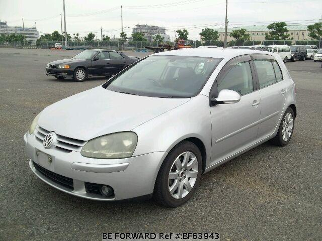 Used 2004 VOLKSWAGEN GOLF BF63943 for Sale