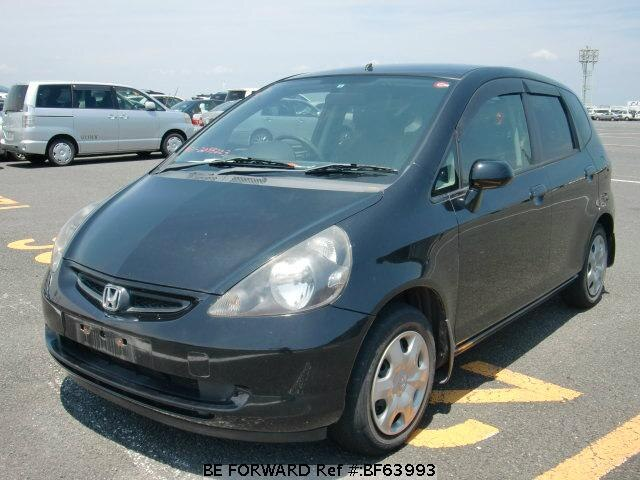 Used 2004 HONDA FIT BF63993 for Sale