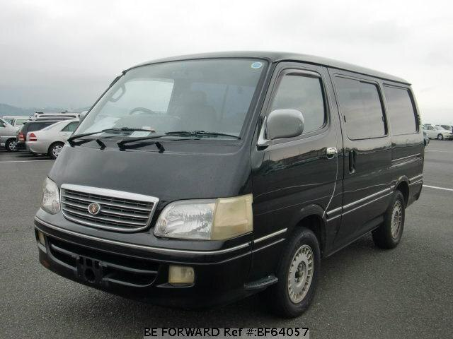 Used 1996 TOYOTA HIACE WAGON BF64057 for Sale