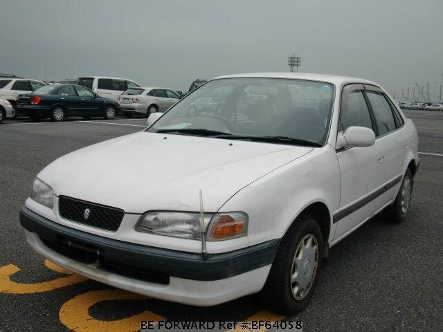 Used 1995 TOYOTA SPRINTER SEDAN BF64058 for Sale