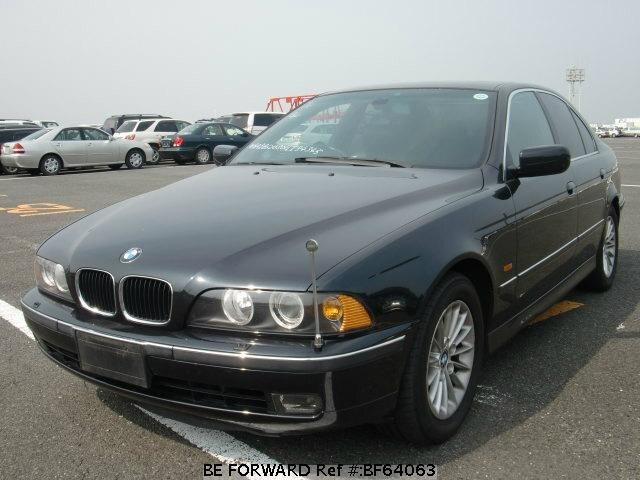 Used 1998 BMW 5 SERIES BF64063 for Sale