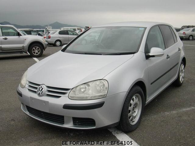 Used 2005 VOLKSWAGEN GOLF BF64105 for Sale