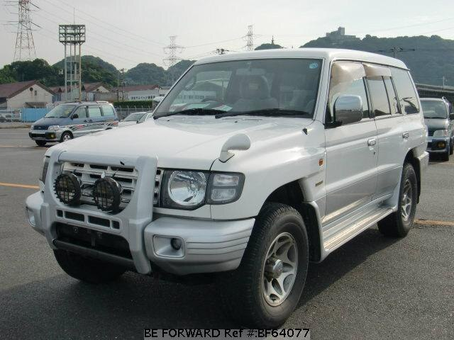 Used 1997 MITSUBISHI PAJERO BF64077 for Sale