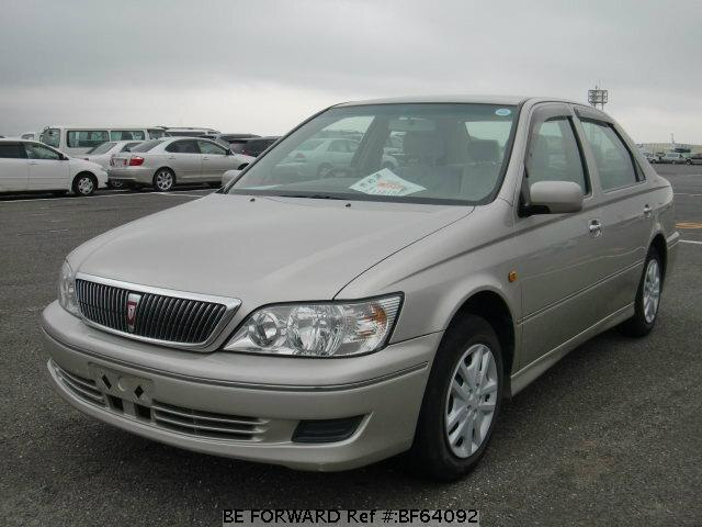 Used 2001 TOYOTA VISTA SEDAN BF64092 for Sale
