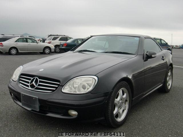 Used 2001 MERCEDES-BENZ SLK BF64111 for Sale