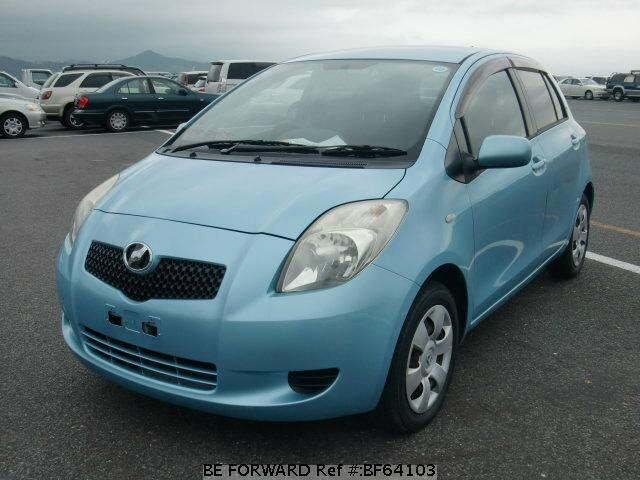 Used 2005 TOYOTA VITZ BF64103 for Sale