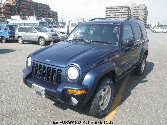 Used 2002 JEEP CHEROKEE BF64165 for Sale