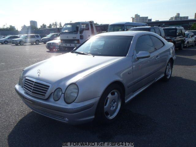 Used 1999 MERCEDES-BENZ CLK-CLASS BF64170 for Sale