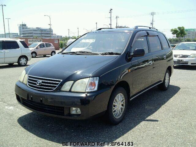 Used 1999 TOYOTA GAIA BF64183 for Sale