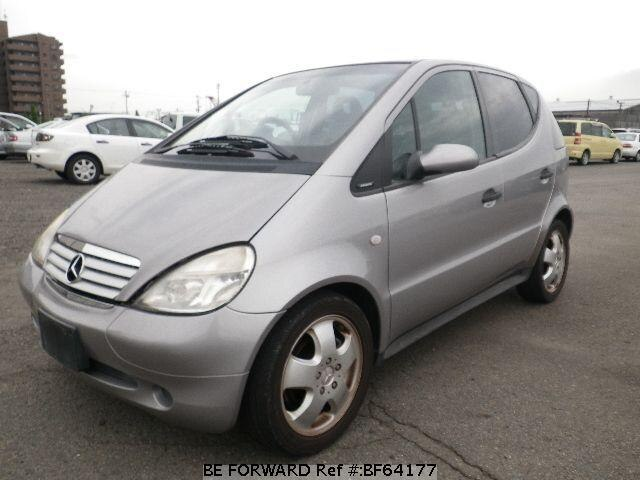 Used 2001 MERCEDES-BENZ A-CLASS BF64177 for Sale