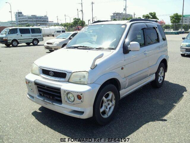 Used 1999 TOYOTA CAMI BF64197 for Sale