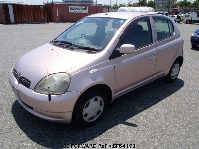 Used 1999 TOYOTA VITZ BF64191 for Sale