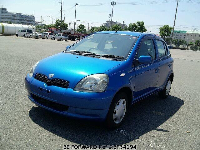 Used 2001 TOYOTA VITZ BF64194 for Sale