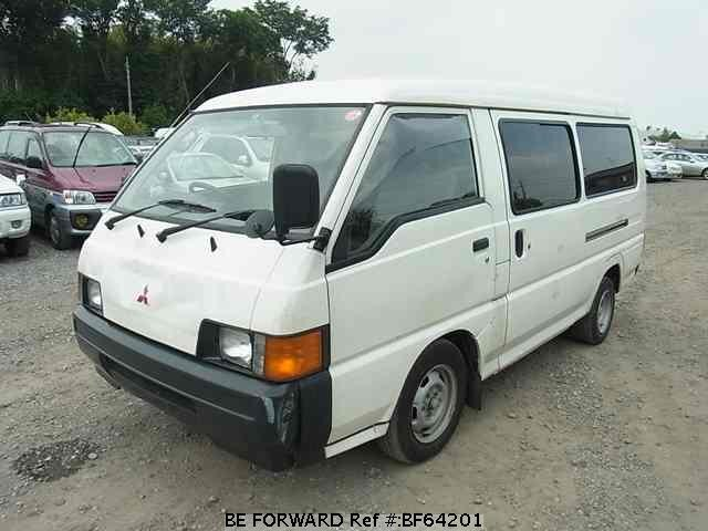 Used 1996 MITSUBISHI DELICA VAN BF64201 for Sale