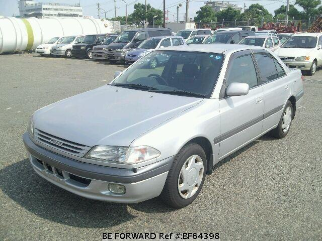 Used 1997 TOYOTA CARINA BF64398 for Sale