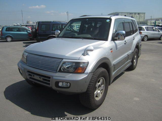 Used 2001 MITSUBISHI PAJERO BF64350 for Sale