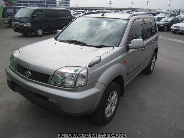 Used 2001 NISSAN X-TRAIL BF64352 for Sale