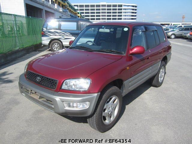 Used 1998 TOYOTA RAV4 BF64354 for Sale
