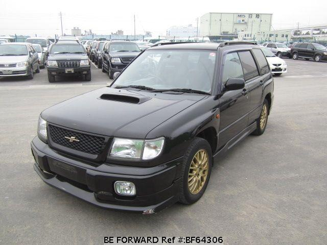 Used 1999 SUBARU FORESTER BF64306 for Sale