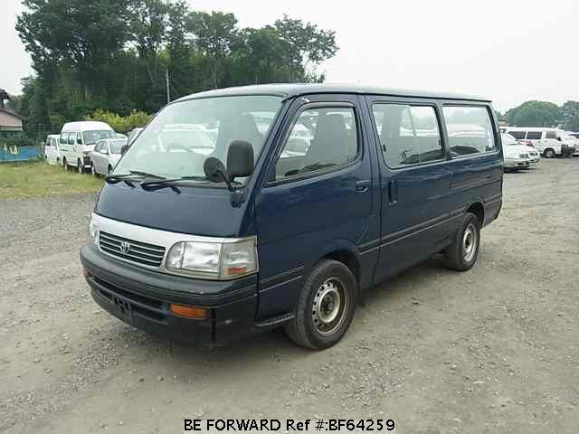 Used 1996 TOYOTA HIACE WAGON BF64259 for Sale